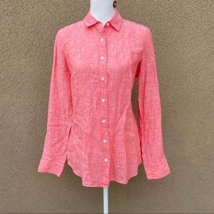 J.crew buttons down shirts size 2